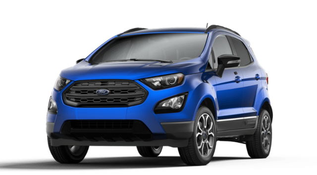 New 2020 Ford EcoSport SES SUV for Sale in Alpena, MI near Rogers City
